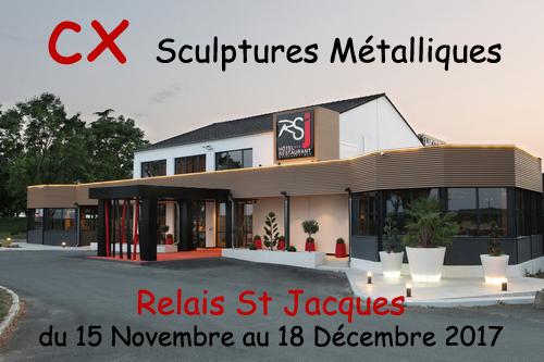 Exposition Relais Saint Jacques Xavier Carnet